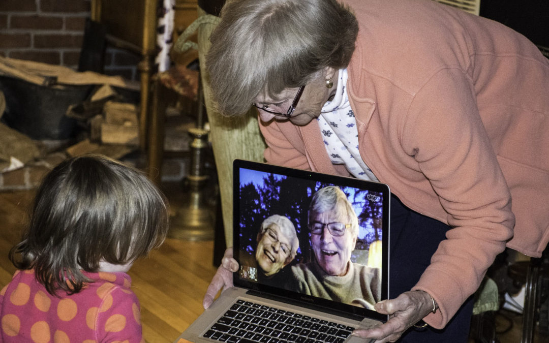Grandparents: How Can They Regulate Technology with Grandchildren?