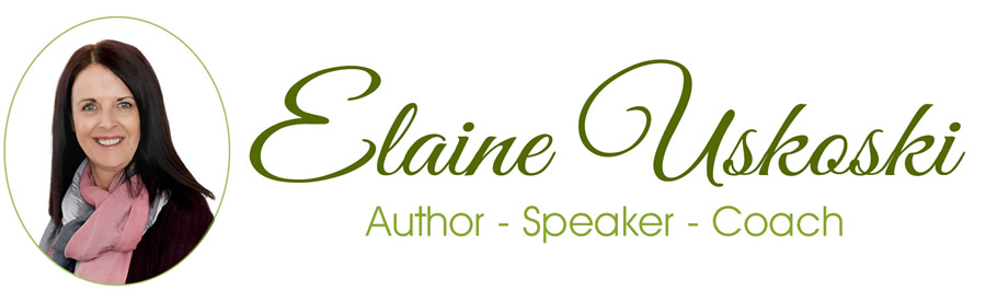 Elaine Uskoski -  Author, Speaker, Holistic Health Practitioner
