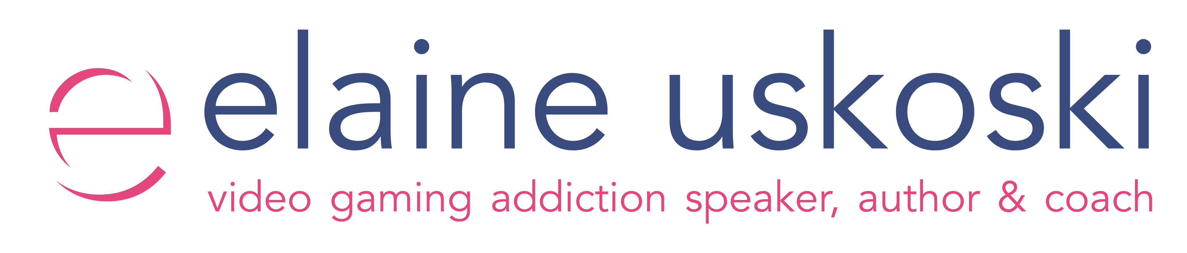 Elaine Uskoski -  Video Gaming Addiction Speaker, Author and Coach