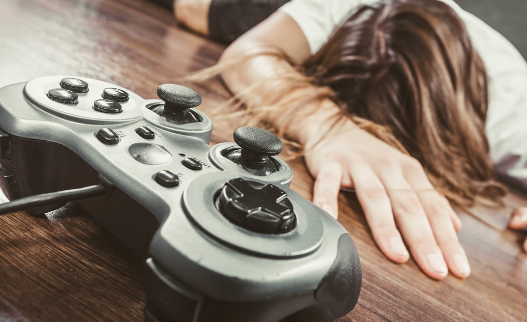 Help for parents -Video gaming addiction